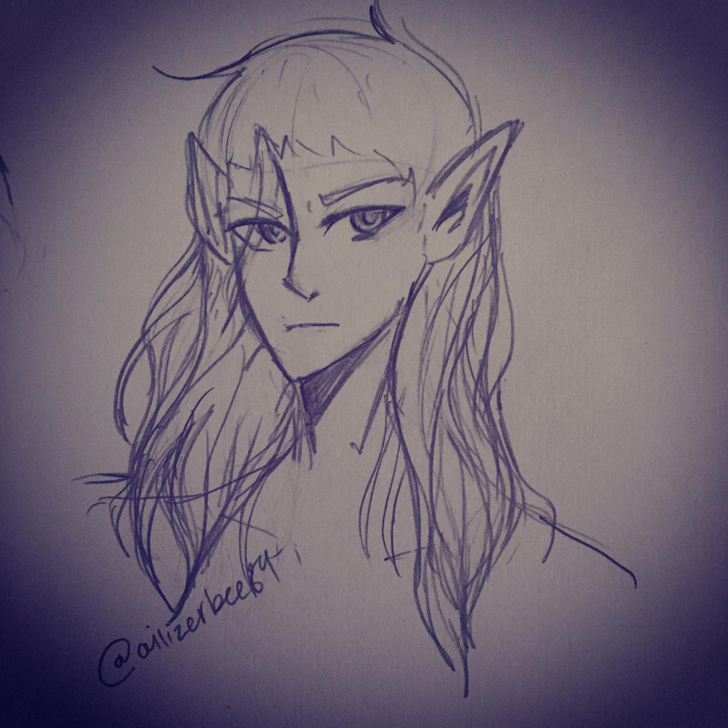 Prince Lotor  by Ailizerbee08