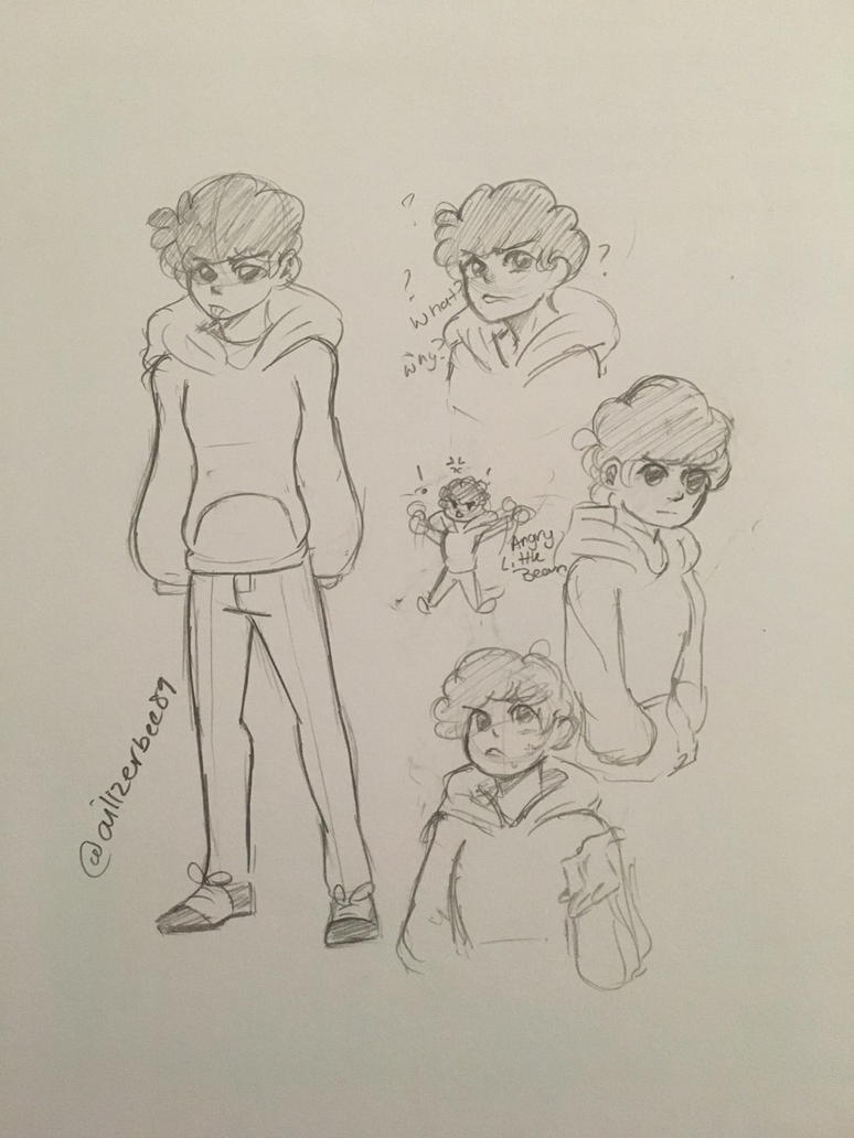 Max Doodles  by Ailizerbee08