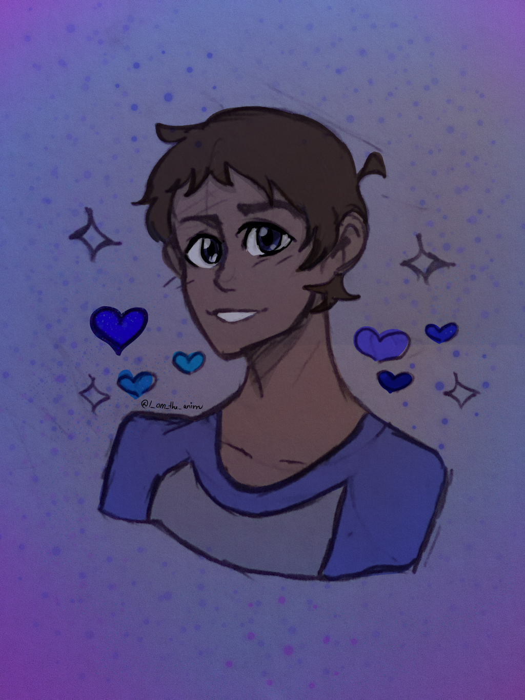 Lance by Ailizerbee08