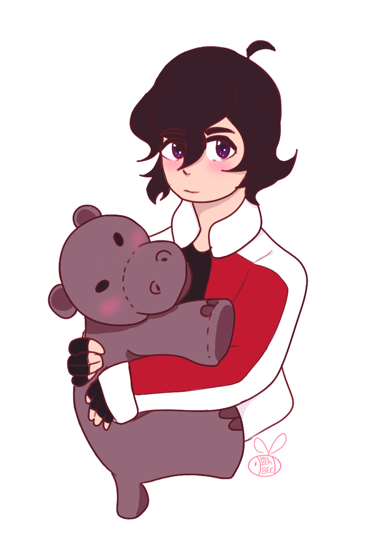 Keith Loves Hippos by Ailizerbee08