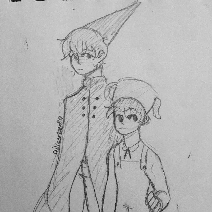 Wirt and Greg  by Ailizerbee08