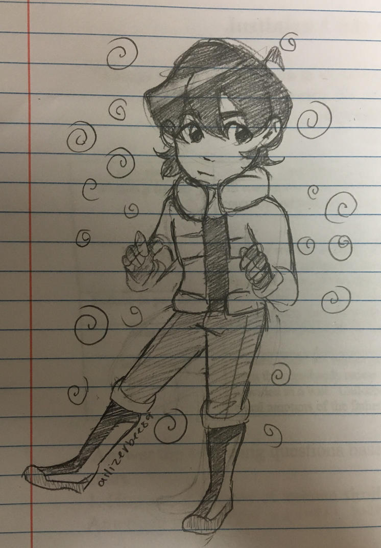 KEITH  by Ailizerbee08