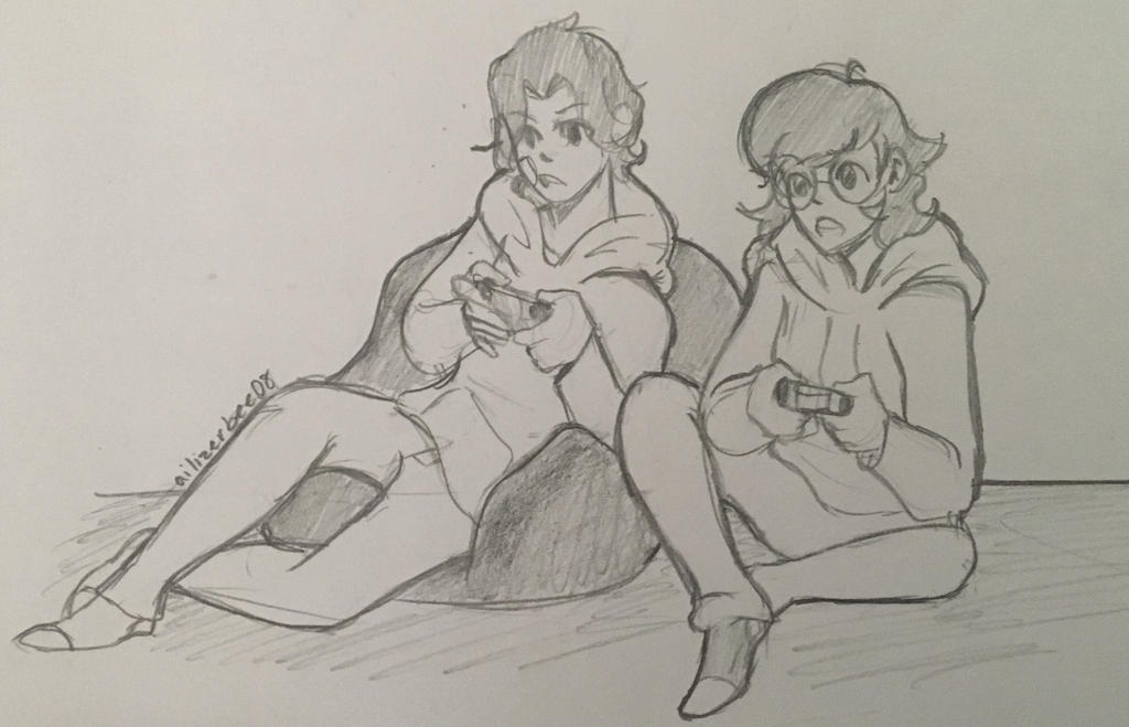 Frankie and Pat : Request  by Ailizerbee08