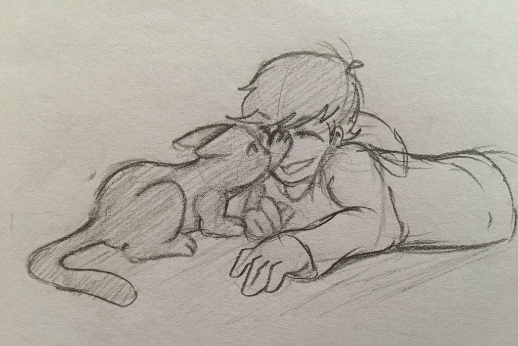 Edd And Ringo  by Ailizerbee08