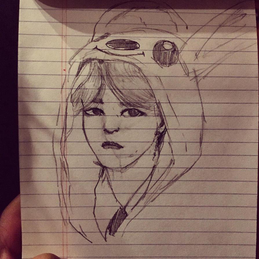 Bunny Suga  by Ailizerbee08