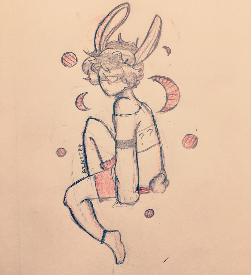 Bunny Boi ( aesthetic?) by Ailizerbee08