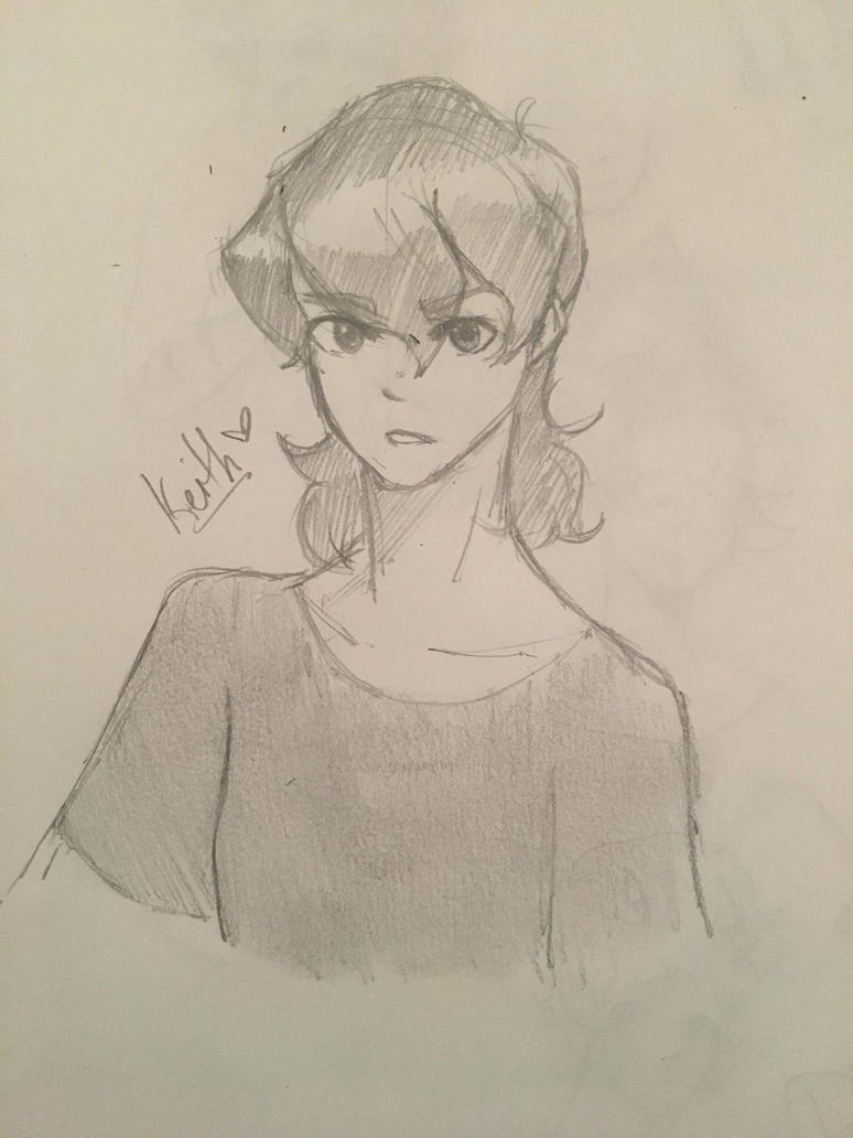 What  Keith doodle  by Ailizerbee08