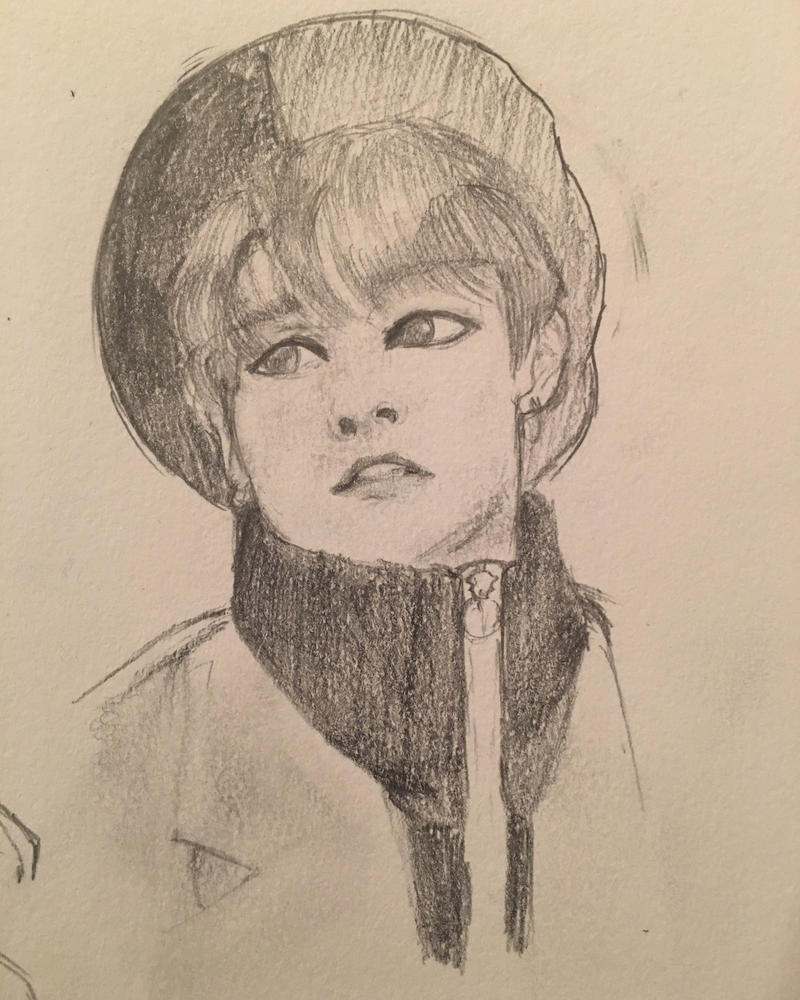 Suga Bts by Ailizerbee08