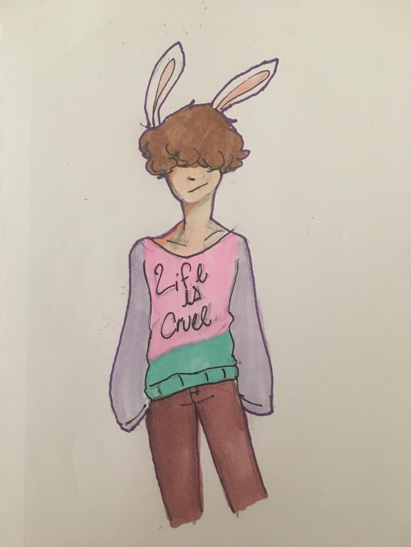 Bunny boy by Ailizerbee08