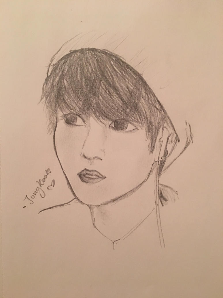 Jungkook by Ailizerbee08