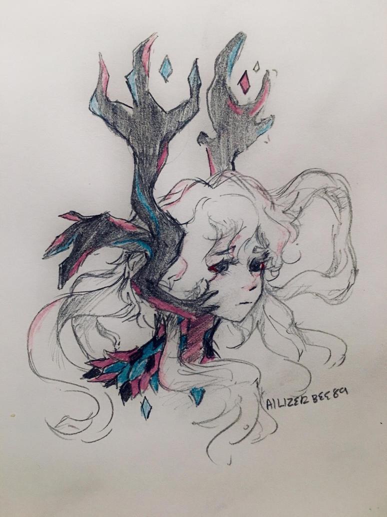 Drawthisinyourstyle 3  by Ailizerbee08