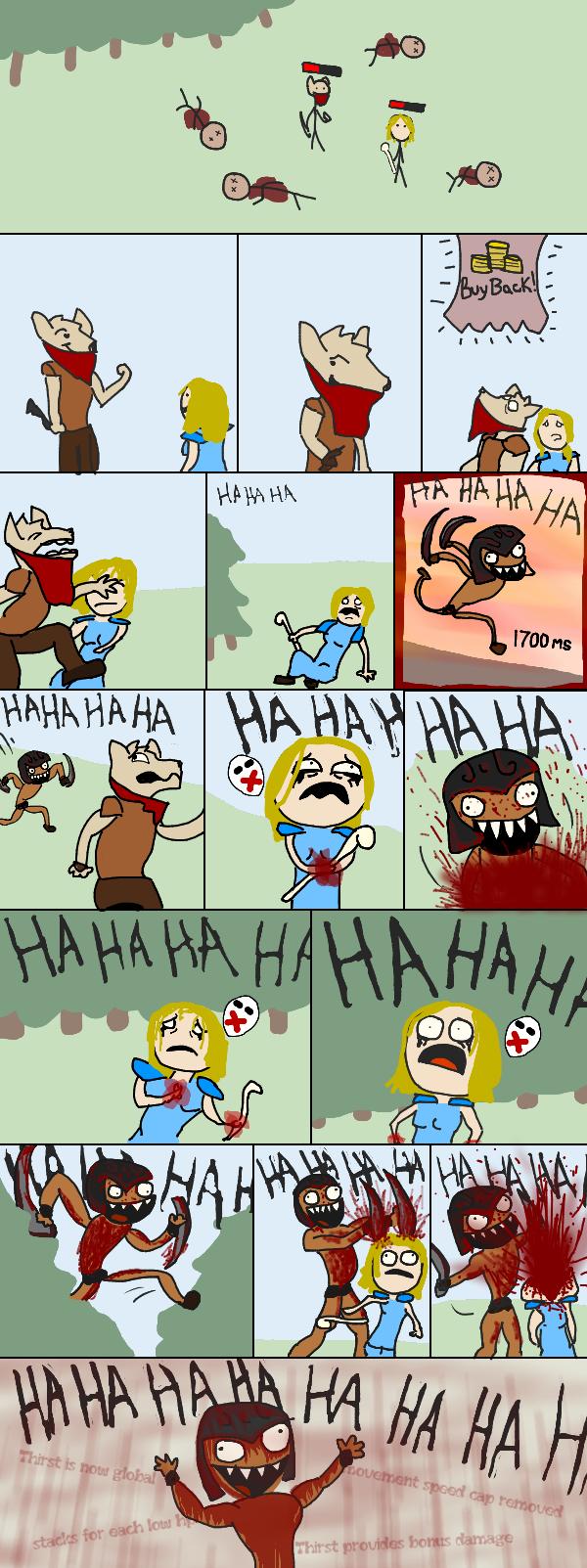 Buffed Bloodseeker by TBSdota