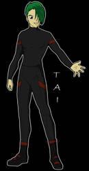 The Pilot - Tai Matsuki by reenas-as