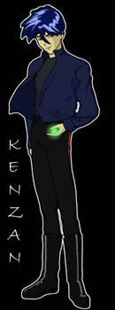 The Captain - Kenzan Hamada by reenas-as
