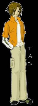 The Stowaway - Tadahiko by reenas-as