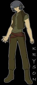 The Antagonist - Kryson by reenas-as