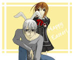 A Little Easter Fun by reenas-as
