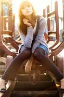 Sun model Weronika by FotMartua