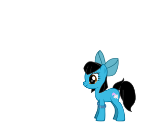 Stacy pony version by Roborexy