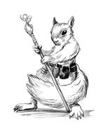Squirrel Mage Inks