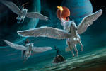Flight of the Pegasus