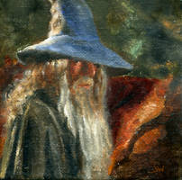 Gandalf by Stungeon