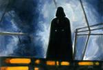 Darth Vader Sketch Card ACEO