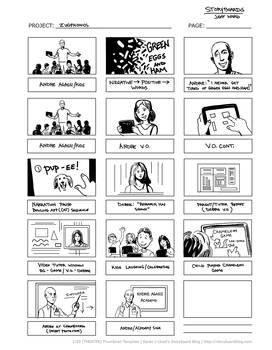 ZugPhonics Storyboard