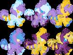 Purple Dawn x Curse (Sunset-Inferno)