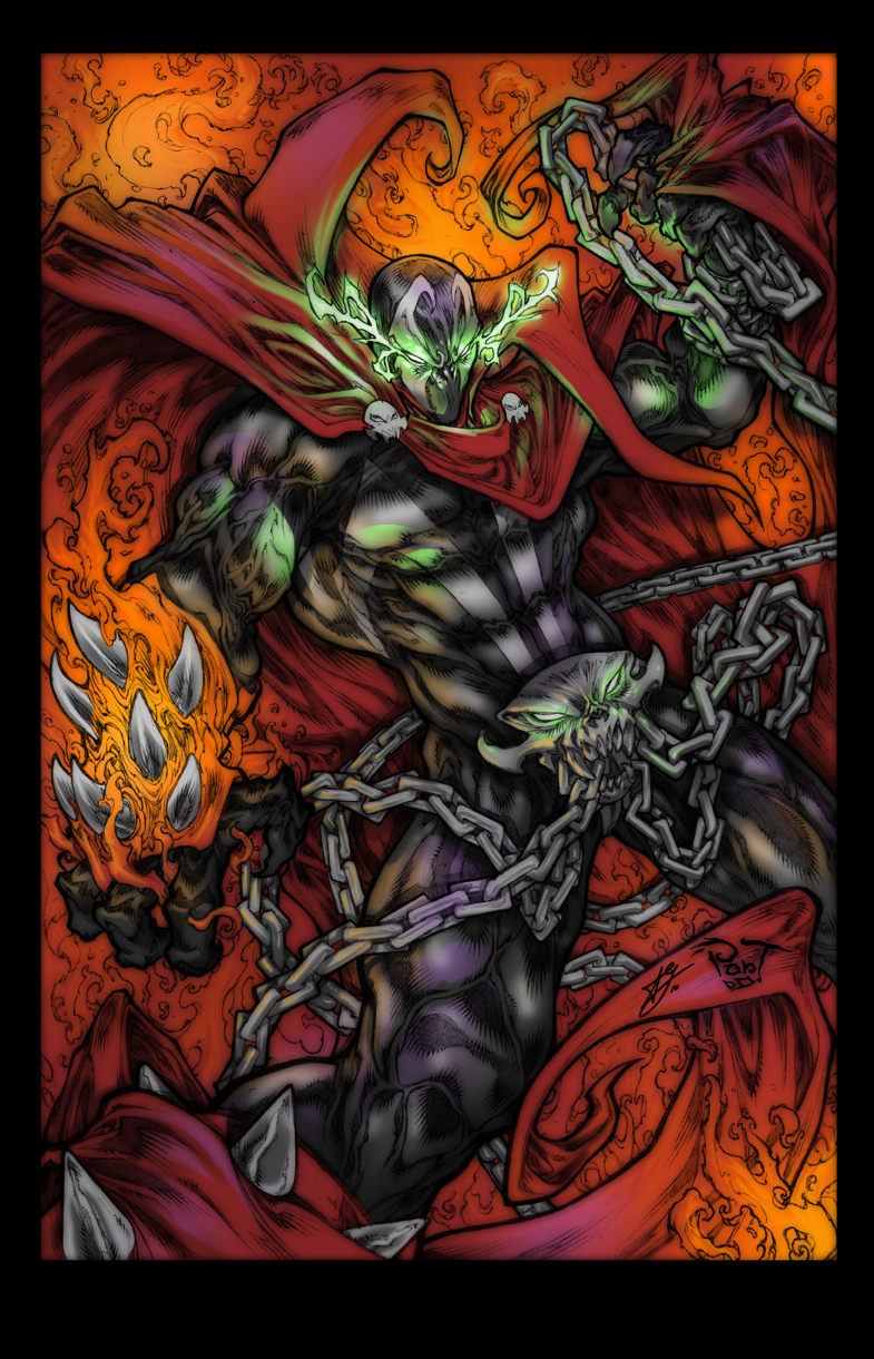 Spawn. by turis2gutz