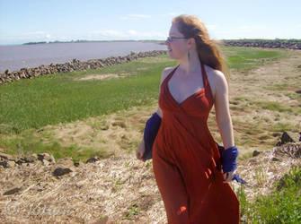 Jotian Shoot, 2010, The Selki Maid 001 by Cinnomanangel