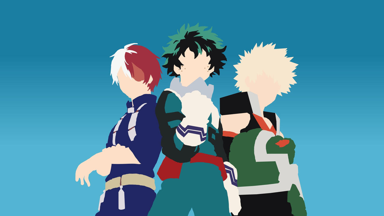 Boku No Hero Academia Wallpaper By Chillypenguin178 On