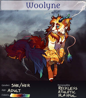 Woolyne Registration - Ranna