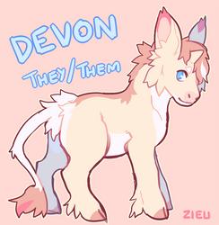 MYO Hinny - Devon