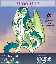 Woolyne Registration - Resnien by Zieu