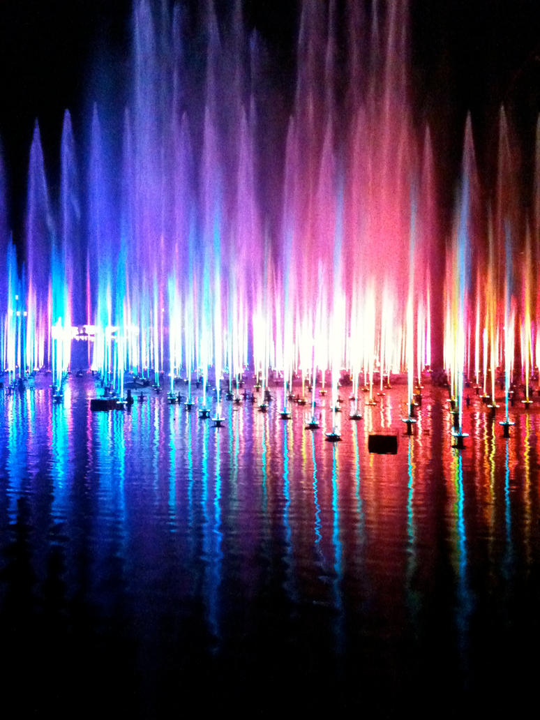 Disneyworld world of color by naturebe on DeviantArt