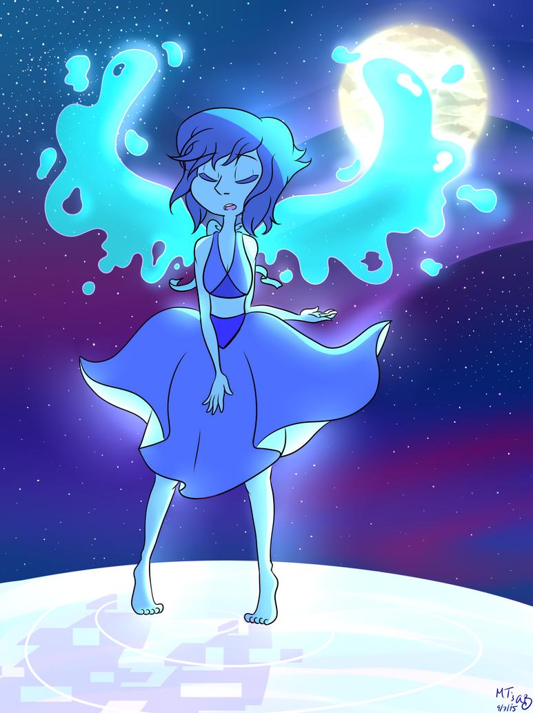 ''I am Lapis Lazuli... by NajikaSun