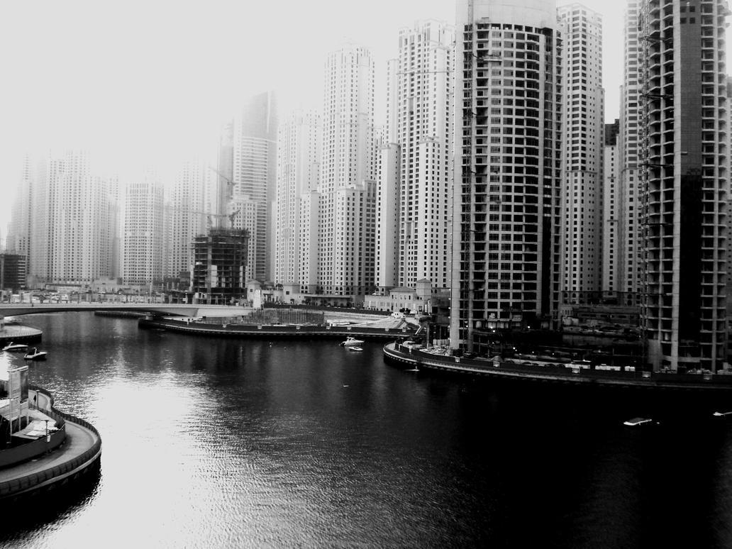 black and white dream by CarloSosa
