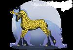 E218 Foal Design - Chandelure