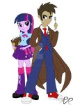 Equestria Girls: Doctor Whooves Adventures