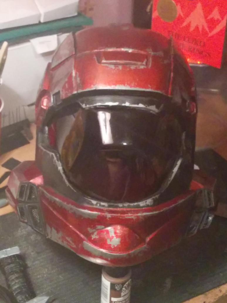 my odst for Fanexpo...front by streetdreamschoppers