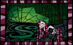 Pinkie Sigh Background