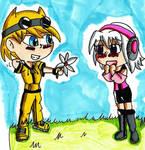{RQ} Li'l Bee and Li'l Cee by Tboniuss413