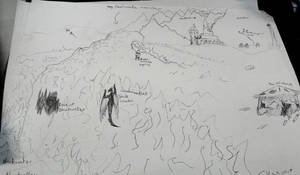 Book Concept Drawings