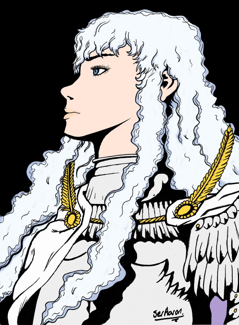 White Hawk by SerAaronArt