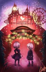 Amusement Park - NieR: Automata