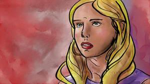 Buffy Again by Flynn-the-cat