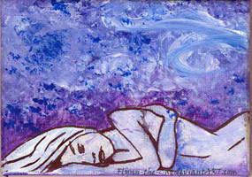 Still Sleeping by Flynn-the-cat