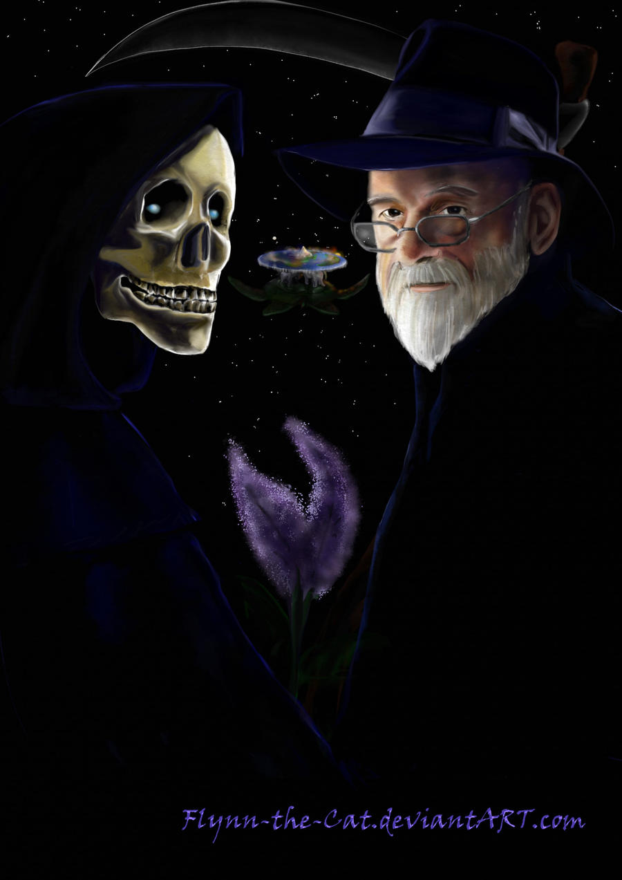 Death and the Discworld by Flynn-the-cat