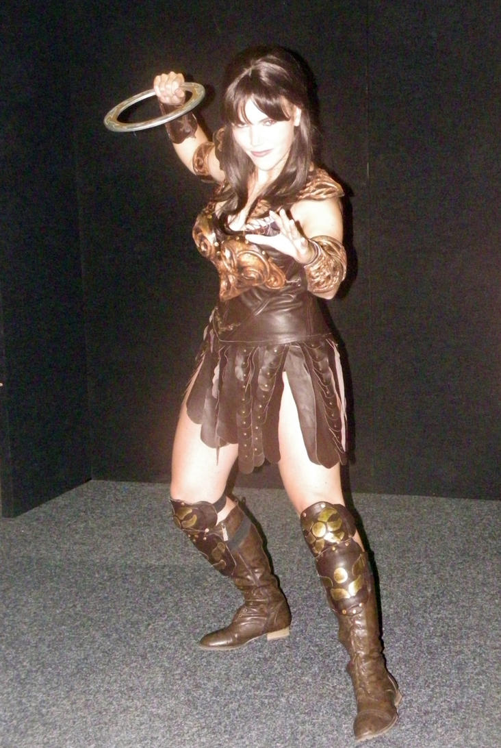 Armageddon - Xena by Flynn-the-cat